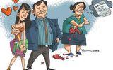 Bỏ mặc vợ chống chọi ung thư, chồng vui vẻ bên bồ nhí