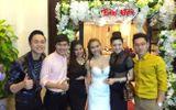 Anh Thúy X Factor bất ngờ kết hôn cùng nhạc sĩ Bảo Huy