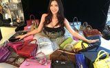 Nữ tỷ phú hot girl sở hữu hơn 200 túi  Hermes đến Ngọc Trinh cũng phải ghen tỵ