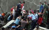 Đưa 141 thi thể nạn nhân ra khỏi hiện trường máy bay rơi