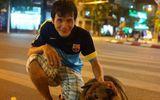 Chú chó béo nhất Hà Nội hàng ngày đi bộ để... giảm cân