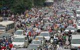 """Mỗi năm dân số Hà Nội tăng gấp 100 lần """"mật độ chuẩn"""""""