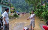 Thanh Hóa: Mưa lớn, huyện miền núi phía Tây Bắc bị chia cắt do ngập lụt