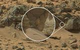 """Robot thám hiểm của NASA phát hiện """"người nhện"""" trên sao Hỏa?"""