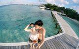 Cặp đôi chia sẻ bí quyết đi Maldives, ở resort 4 sao chưa đến... 20 triệu