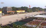 Lực lượng Quân đội Nhân dân Việt Nam diễu binh, diễu hành ngày 2/9