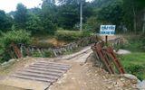 Hà Tĩnh: Cầu xuống cấp, hằng trăm tính mạng người dân bị đe dọa