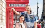 Cặp vợ chồng cao nhất thế giới nhận kỷ lục Guinness