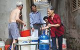 Khi mất nước, trường học và bệnh viện sẽ được ưu tiên