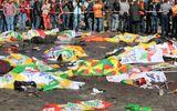 Đánh bom liều chết ở Thổ Nhĩ Kỳ: Ít nhất 97 người thiệt mạng
