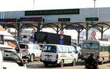 Sẽ phạt đến 70 triệu đồng nếu để ùn tắc tại trạm thu phí