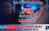 Bản tin tháng 9 đầy sôi động của nhóm Rap Finance News