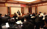 Khai mạc hội thảo quốc tế về biển Đông tại Hàn Quốc