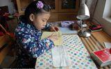 Bức thư đẫm nước mắt của bé gái 7 tuổi gửi bố đang nằm viện gây xúc động