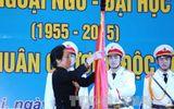 Trường ĐHNN - ĐHQG Hà Nội đón nhận Huân chương Độc lập hạng Nhất