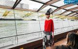 Choáng với những địa danh thế giới biến thành sàn catwalk của nàng Kiều Việt