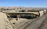 Parkistan: Tàu hỏa trật bánh, ít nhất 167 người thương vong