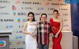 Vương Thu Phương tái xuất, gây chú ý trên thảm đỏ TVB