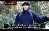 IS tung video đe dọa tấn công Nhà Trắng