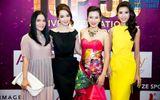 Thúy Vân làm chủ tọa diễn đàn bằng tiếng Anh với các Hoa hậu, Á hậu