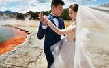Ngô Kỳ Long – Lưu Thi Thi tung trọn bộ ảnh cưới đẹp lung linh