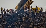 Sập mỏ than ở Pakistan: 17 người thương vong, 45 người vẫn mắc kẹt