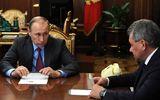 Tổng thống Putin yêu cầu rút quân Nga khỏi Syria