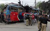 Nổ bom ở Pakistan: Ít nhất 15 nhân viên chính phủ thiệt mạng