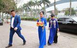 """Đám cưới Á hậu Trà My tràn ngập siêu xe """"khủng"""""""