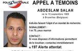 """Nghi phạm """"chủ mưu"""" trong vụ khủng bố Paris bị bắt giữ tại Bỉ"""