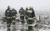 Việt Nam gửi điện chia buồn vụ máy bay Nga rơi khiến 62 người thiệt mạng