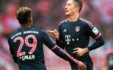 Lewandowski ghi bàn nhanh như cắt giúp Bayern thắng nhẹ