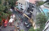 7 người tử vong do máy bay của đại gia dầu mỏ Brazil rơi