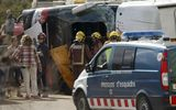 Tây Ban Nha: 13 sinh viên thiệt mạng do lật xe buýt