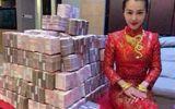 """Cô dâu """"giàu nhất năm"""" khoe của hồi môn lên tới trăm tỷ"""