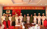 Công an Hà Tĩnh bổ nhiệm mới 8 lãnh đạo phó cấp phòng và huyện