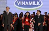 Vinamilk tiếp tục được bình chọn Thương hiệu mạnh của Việt Nam năm 2015