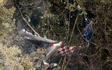Nhật Bản tìm thấy toàn bộ thi thể vụ rơi máy bay quân sự