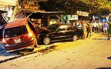 Tai nạn liên hoàn, cô gái tử vong dưới gầm ô tô