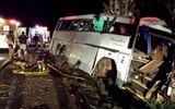Brazil: Hoảng loạn khi gặp cướp, lái xe buýt gây tai nạn 34 người thương vong