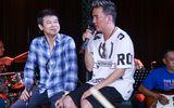 Clip: Đàm Vĩnh Hưng chọc phá danh ca Thái Châu khi tập nhạc