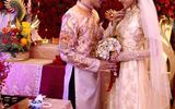 Ngất ngây những khoảnh khắc ngọt ngào trong đám cưới Lương Thế Thành - Thúy Diễm
