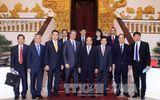 Thủ tướng Nguyễn Xuân Phúc tiếp Tổng Giám đốc WTO