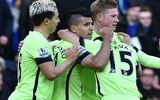 Aguero lập hattrick, Man City chiếm Top 3 của Arsenal