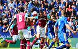 Leicester 2-2 West Ham: Chia điểm siêu kịch tính