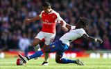 Arsenal 1-1 Crystal Palace: Trở về Top 4