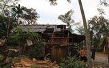 Gió lốc cuốn sập nhà, bé trai 3 tuổi tử vong thương tâm