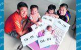 Khó tin với gia đình 5 người sở hữu 5 ngày sinh độc nhất vô nhị