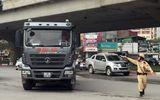 Hà Nội xử lý 839 xe tải vi phạm giao thông chỉ trong 2 ngày