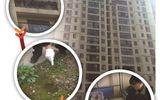 Bé trai sống sót kì diệu sau khi rơi từ tầng 15